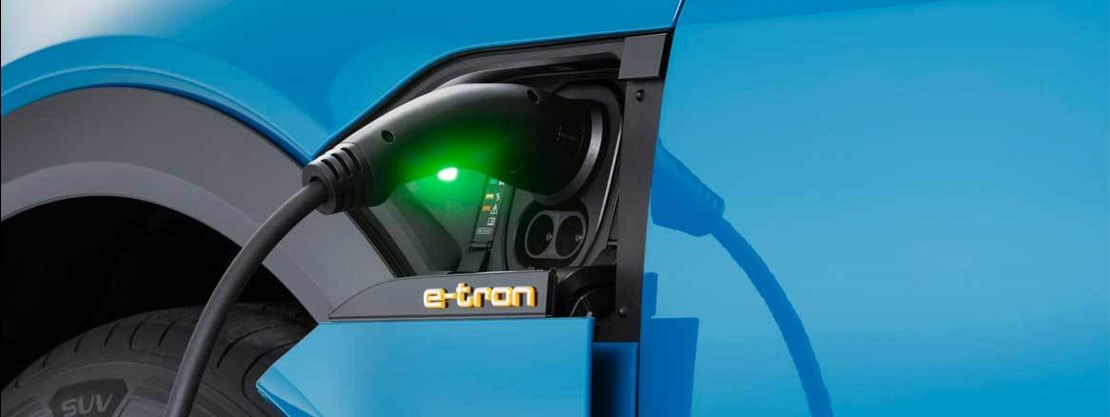 E-tron Charge Point