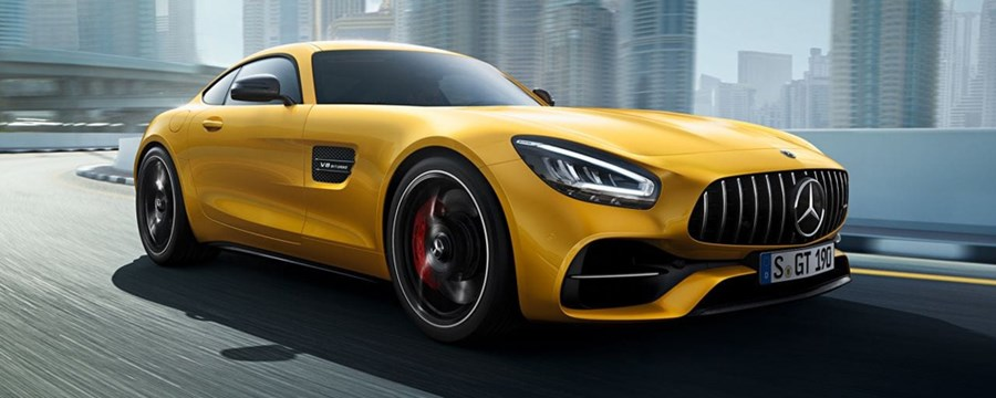 Mercedes-AMG GT Coupe