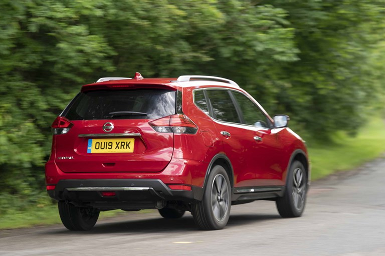 Paw-Fect Result for Nissan X-Trail at Sunday Times Motor Awards 2019