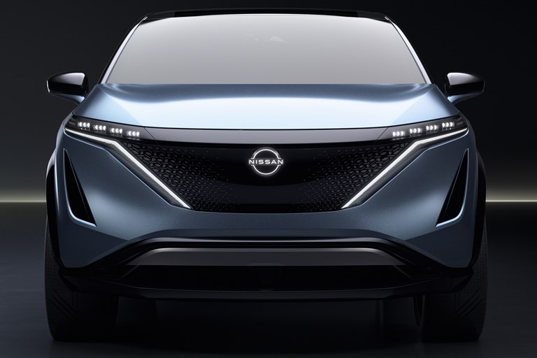 The Future of Mobility Gets a Name: Nissan Ariya Concept