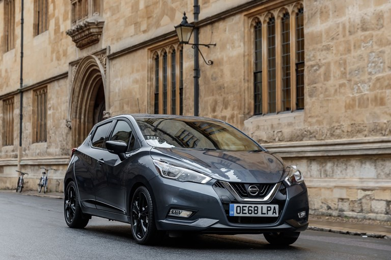 A Night of Celebration for Nissan Micra N-Sport and Leaf E+ at the 2019 Scottish Car of the Year Awards
