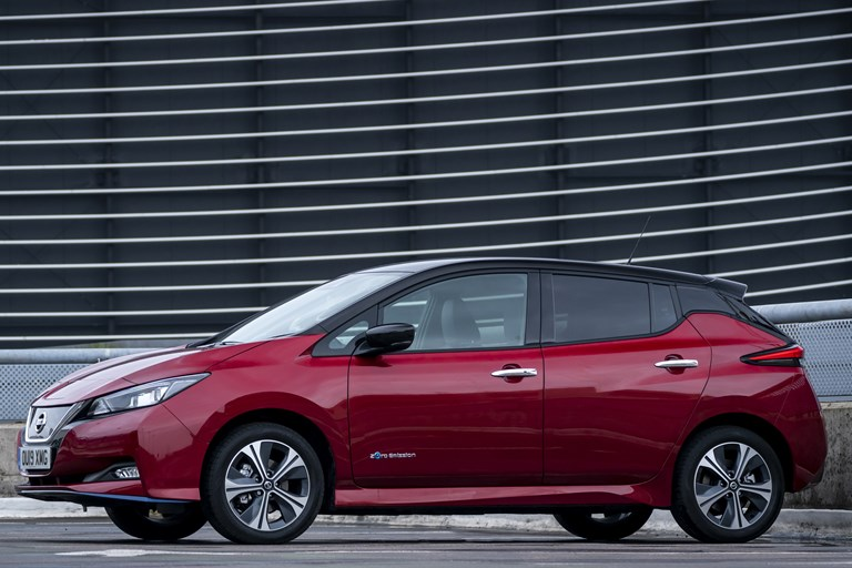 A Fully Charged Victory as Nissan Leaf E+ Named 'Product of the Year' at 2019 Pocket-Lint Awards