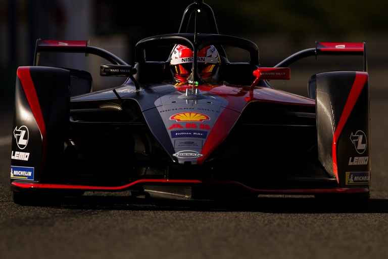 Nissan E.Dams Heads into New Formula E Season with Updated Powertrain