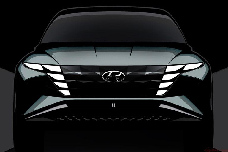 Hyundai Reveals Vision T Plug-In Hybrid SUV Concept