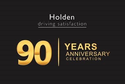 90 Years Of Holden