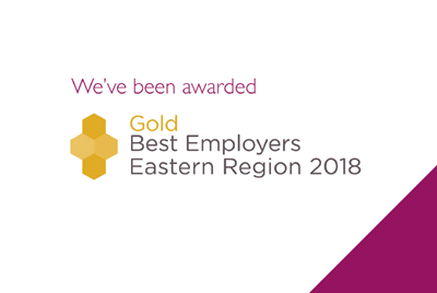 Best Employers Gold Accreditation