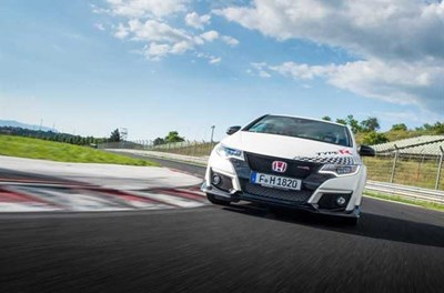 Honda Civic Type R sets new benchmarks at five legendary European race circuits