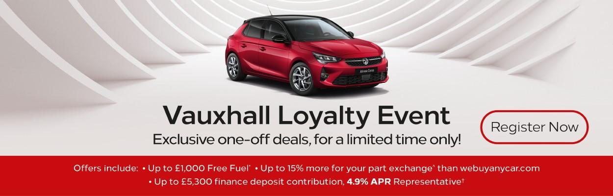 Vauxhall Event