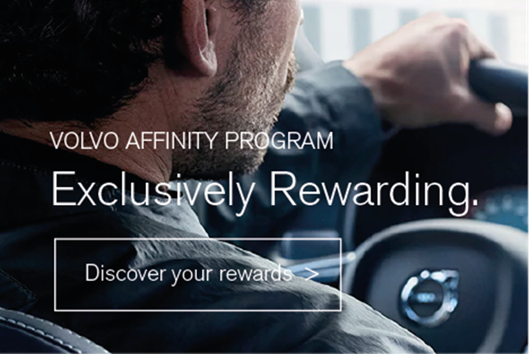 Volvo Affinity Offers