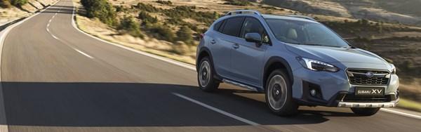 Subaru XV 50/50 0% APR