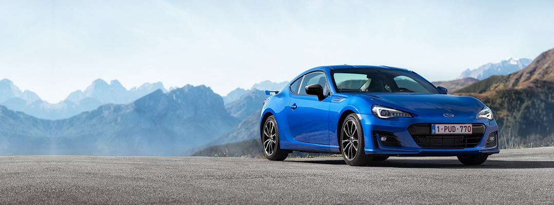 Subaru BRZ at Simpsons Cars