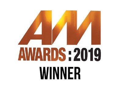 AM Awards 2019 - We Won!