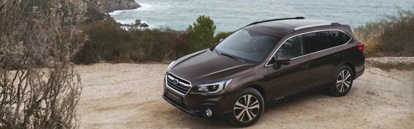 Subaru Outback 50/50 0% APR