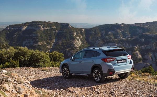Subaru XV 2.0i SE Premium Lineartronic