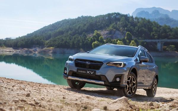 Subaru XV 1.6i SE Premium Lineartronic
