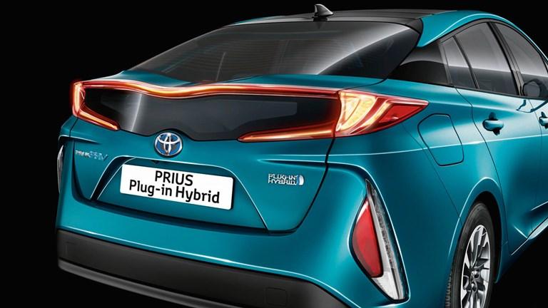 NEW Prius Plug-in