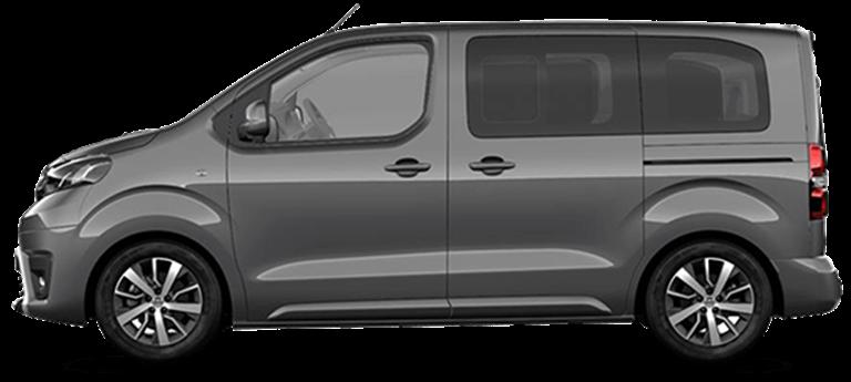 Toyota Proace Verso Motability Offer
