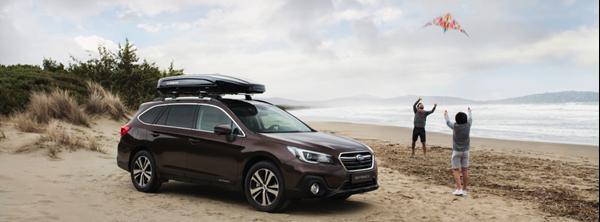 Subaru Outback 2.0i SE Premium Lineartronic