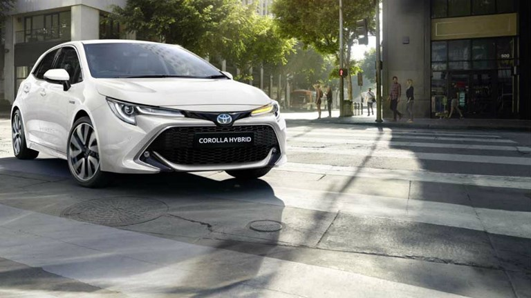 All New Corolla Hatchback