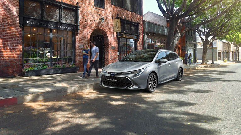All New Corolla Touring Sports