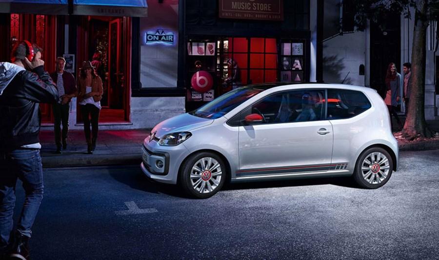 New Volkswagen UP
