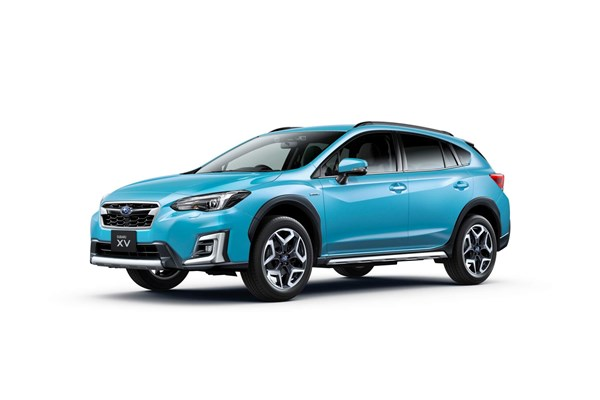 Subaru New XV E-boxer Hybrid