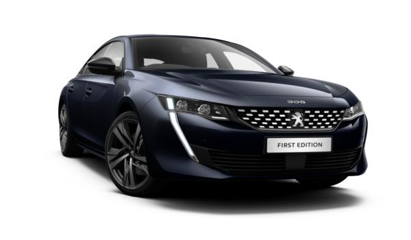 All-New Peugeot 508