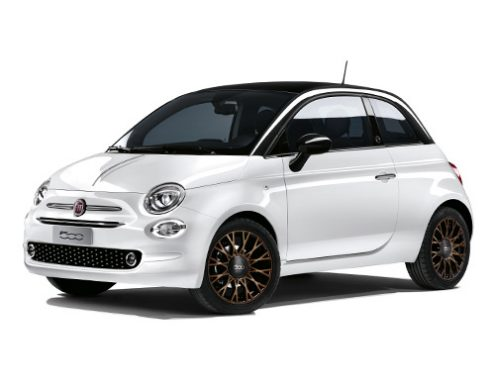 New Fiat 500 120th Anniversary Edition