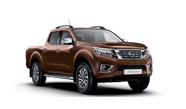 The Nissan Navara NP300. The next generation of pick-up.