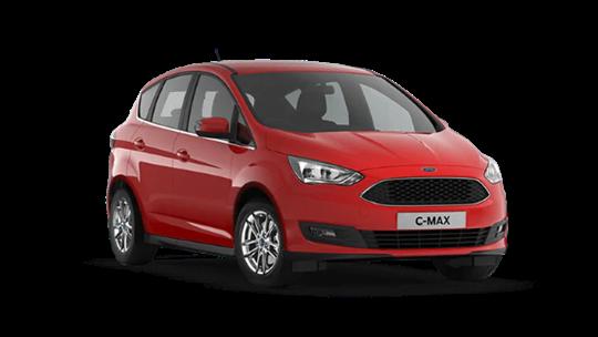 Ford C-Max Zetec 1.0 EcoBoost 125PS