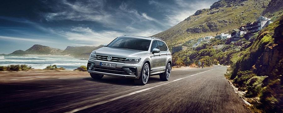 New Volkswagen Tiguan Allspace