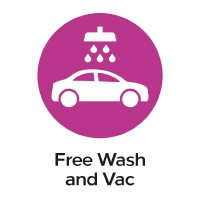 Free Wash and Vac