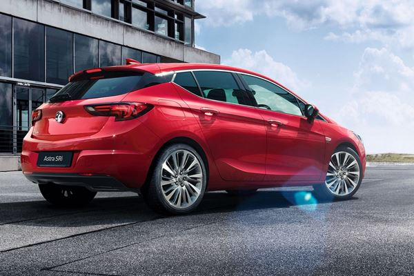 New Vauxhall Astra Just £1500 Initial Then £169/Month 4 Year