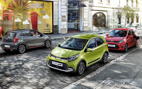 The New Kia Picanto