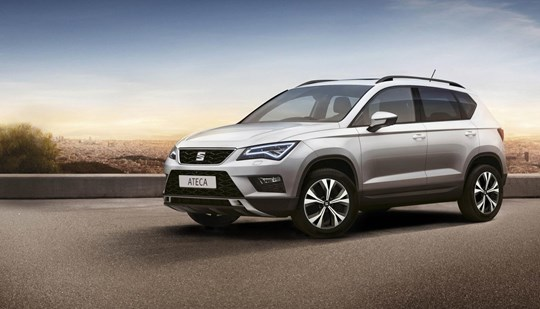 SEAT Ateca SE Technology for only £20,995