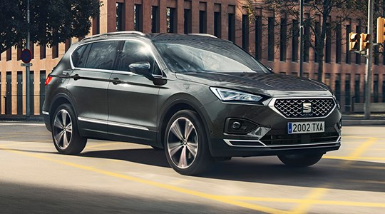 SEAT Tarraco SE First Edition for £22,980