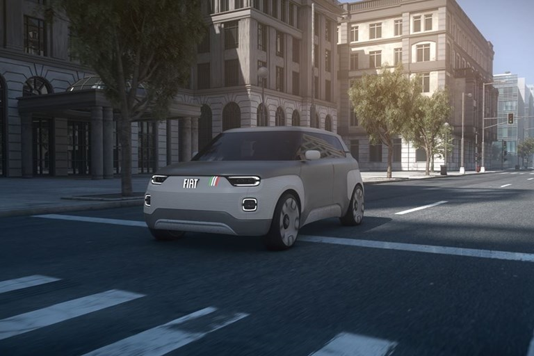 FIAT CONCEPT CENTOVENTI: THE ANSWER TO ELECTRIC MOBILITY
