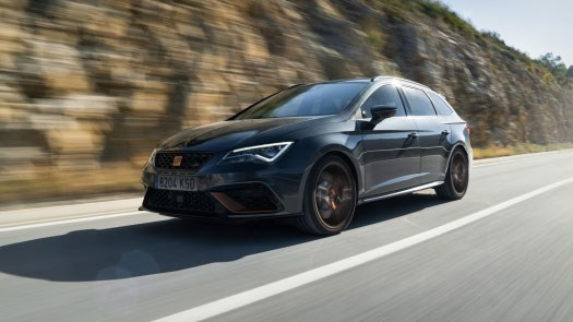 The new SEAT Leon Cupra is here