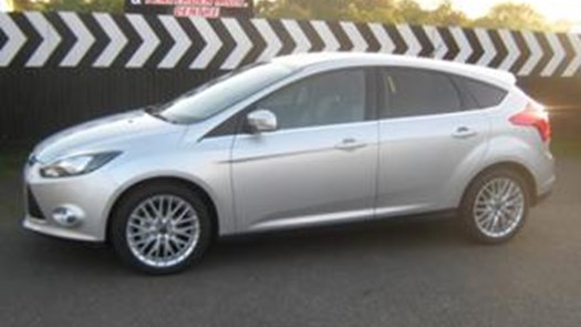 Ford Focus 1.0 Ecoboost Car Hire