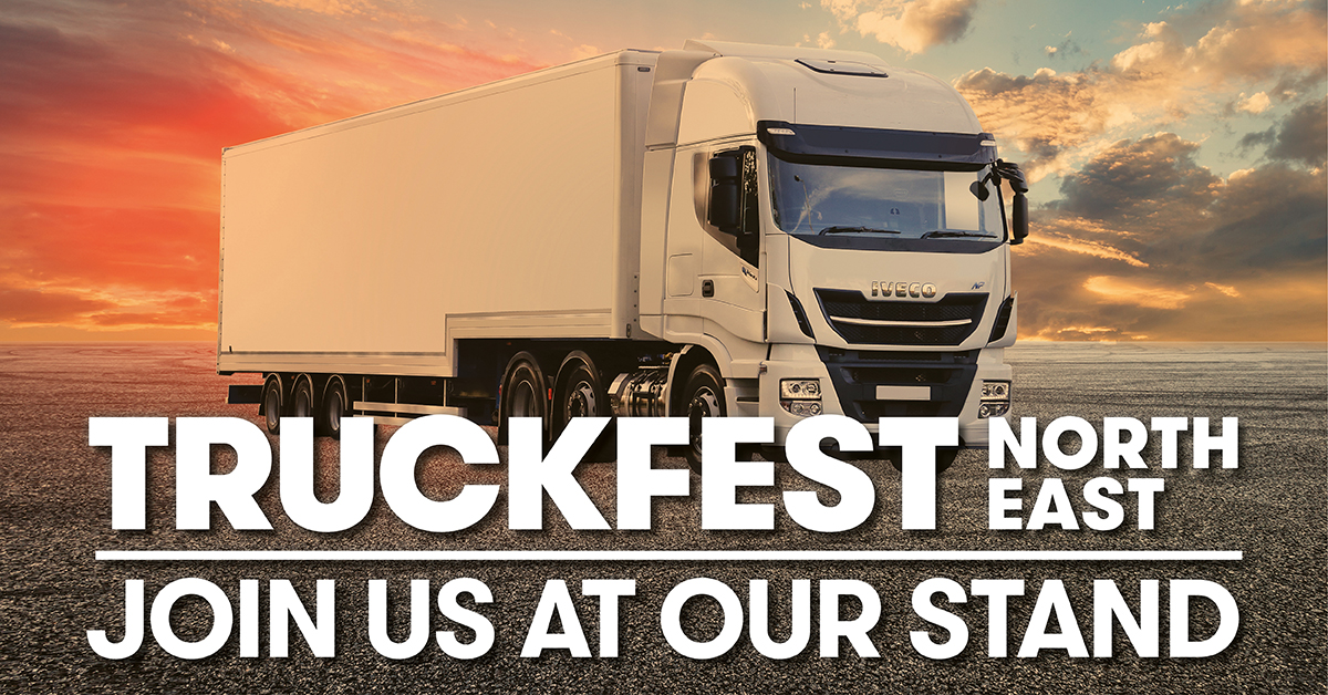 Join Us at TRUCKFEST NORTH EAST