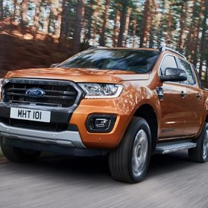 New Ford Ranger