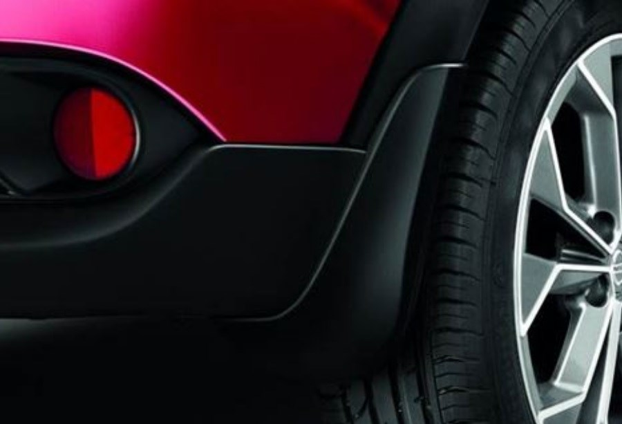 NISSAN JUKE MUDGUARDS REAR SET