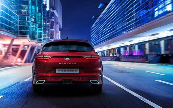 The Kia ProCeed