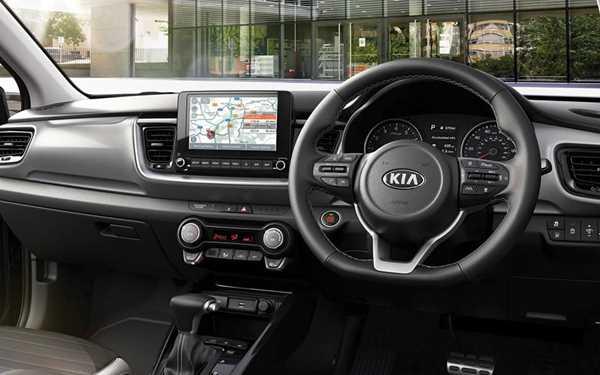 The New Kia Stonic
