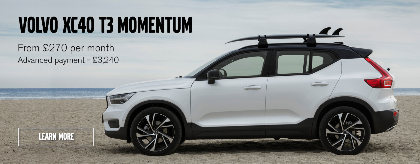The Volvo Xc40 Holden Group