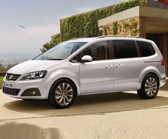 Alhambra SE L 1.5 TSI 150PS Motability Offer