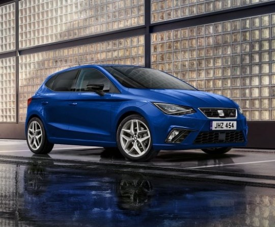 SEAT Ibiza FR for only £13,980