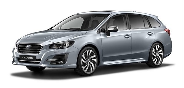 Subaru All New Levorg