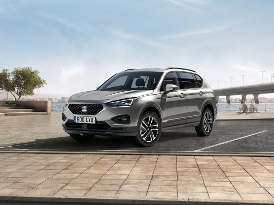 Tarraco SE Technology Motability Offer  - £599 Advance Payment