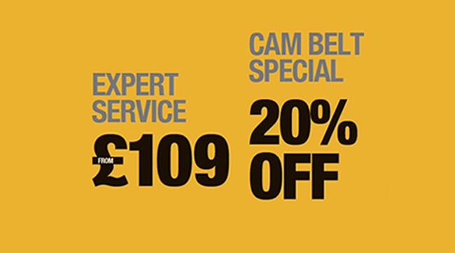 Renault Cambelt offer
